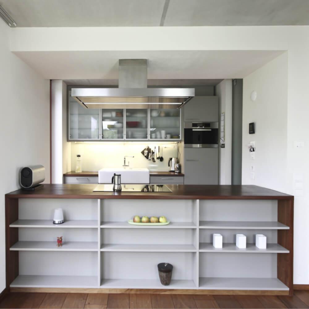 Ambrus+Co | Einfamilienhaus Neubau Blackbox