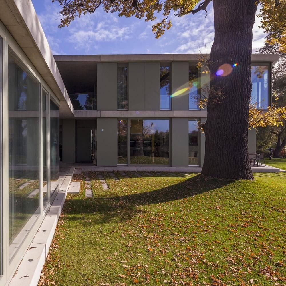 Ambrus+Co   Einfamilienhaus Neubau Dahmenblick