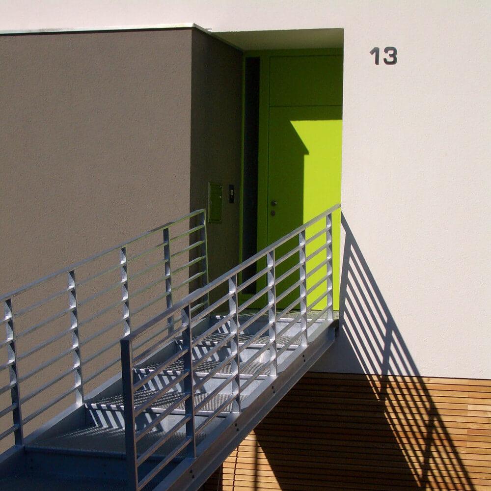 Ambrus+Co   Einfamilienhaus Neubau Brückenschlag
