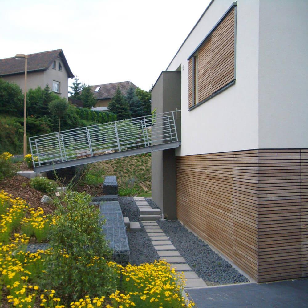 Ambrus+Co | Einfamilienhaus Neubau Brückenschlag