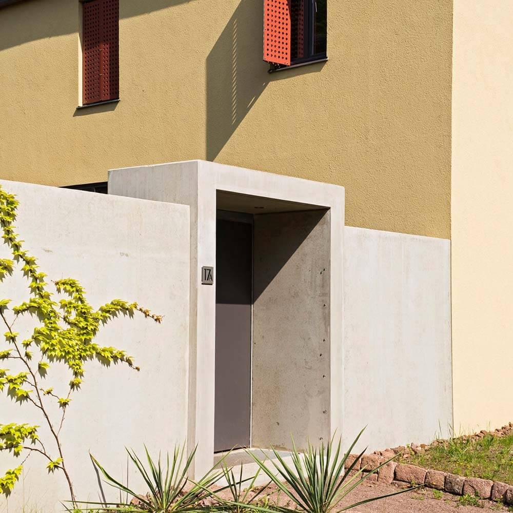 Ambrus+Co   Wohnen Mehrfamilienhaus HinterderMauer