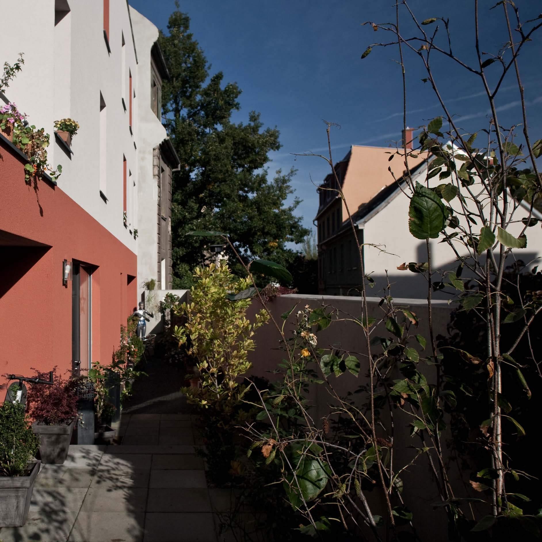 Ambrus+Co   Wohnen Neubau Harfenhof